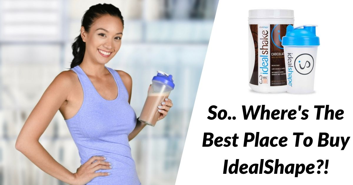 Where's The Best Place To Buy IdealShape